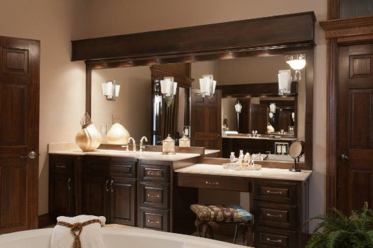 Custom Bathroom Designs custom bathroom design — sam bradley homes